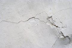 Fine cracks - grunge background Stock Photography