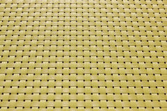 Fine craft texture that made from plastic, angle view Royalty Free Stock Image