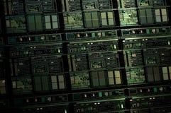 Fine cruda della lastra di silicio su fotografie stock