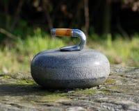 Fine d'arricciatura della pietra in su Fotografie Stock
