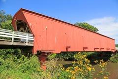 Fine del ponte del Hogback su immagini stock
