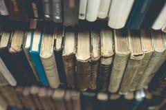Fine del vecchio libro su Fotografia Stock Libera da Diritti