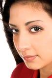 Fine della donna di Latina in su Fotografia Stock
