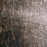 Fine della lamina di metallo in su Fotografia Stock Libera da Diritti