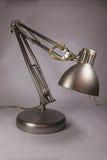 Fine della lampada di scrittorio Fotografie Stock