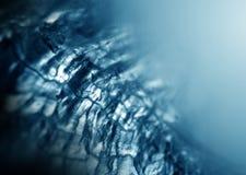 Fine della madreperla della pietra preziosa su Fotografia Stock Libera da Diritti