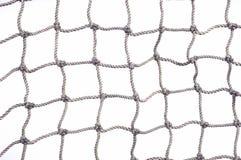Fine della rete dei pesci in su Fotografia Stock