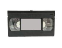 Fine della video-cassetta di VHS in su Immagine Stock
