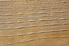 Fine di legno del granulo su struttura fotografia stock