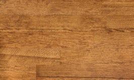 Fine di legno dello scrittorio di Brown su struttura della foto Fotografie Stock Libere da Diritti