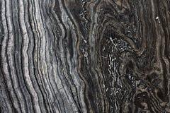 Fine di marmo nera di struttura su Fotografie Stock Libere da Diritti