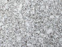 Fine di pietra naturale del granito su Immagini Stock