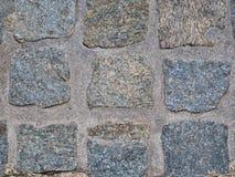 Fine di pietra di struttura delle mattonelle del pavimento su fotografie stock