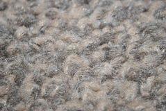 Fine di struttura della fibra del tappeto su Immagini Stock Libere da Diritti