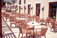 Fine Dining Restaurant Stock Images