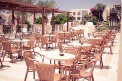 Fine Dining Restaurant Royalty Free Stock Photos