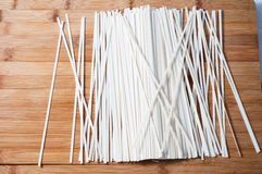 Fine dried noodles Royalty Free Stock Photography