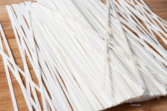 Fine dried noodles Stock Photography