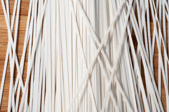 Fine dried noodles Stock Photos