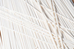 Fine dried noodles Royalty Free Stock Photo