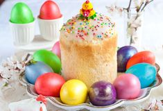 Fine Easter Stock Photo
