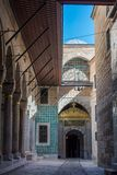 Fine example of ottoman Turkish architecture. Masterpieces royalty free stock photography