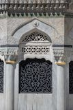 Fine example of ottoman Turkish architecture. Masterpieces royalty free stock images