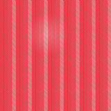 Fine fabric with red arrows. And synthetic fibers Royalty Free Stock Images