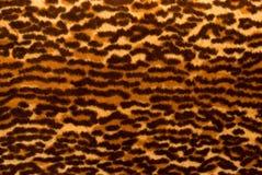 Fine falsa della pelliccia in su fotografia stock