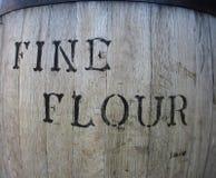 Fine Flour Stock Image
