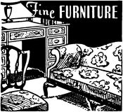 Fine Furniture 2 Royalty Free Stock Photo