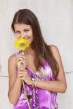 Fine girl Royalty Free Stock Photos