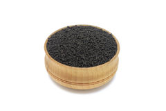 Fine granules of the catalyst Stock Photography