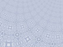 Fine grey modern abstract fractal art. Background illustration with a distorted detailed pattern resembing a curtain. Creative gra Royalty Free Stock Photography