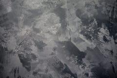 Fondo grigio del roughcast Fotografie Stock Libere da Diritti