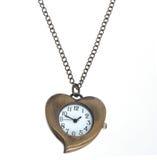 Fine heart shaped pendant Royalty Free Stock Photo