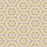 Fine hexagonal texture in pastel colors. Fine geometric symmetric hexagonal texture in pastel colors Stock Photography