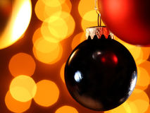 Fine image of christamas ball Royalty Free Stock Images