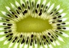 Fine image close up of kiwi background detail Stock Photo