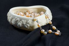 Fine Jewelry Stock Image