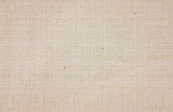 Fine linen fabric. A close view of a nicely woven fine linen fabric Royalty Free Stock Photo