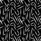 Fine lines on a black background abstract seamless vector pattern in graffiti style qualitative vector illustration for your desig. Fine lines on a black royalty free illustration