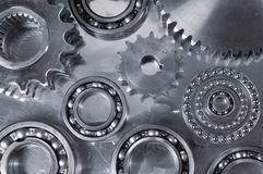 Fine-mechanical bearings Stock Image