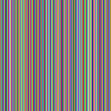 Fine modern stripes. Multicolored stripes background, tiles seamlessly Stock Photos
