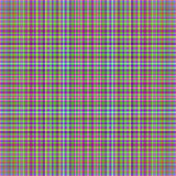 Fine modern stripes tartan Stock Photo