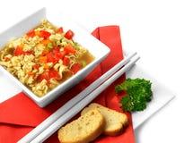Fine Noodles Stock Images
