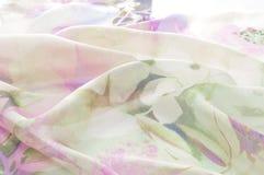 A fine open fabric Stock Photos