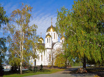 Fine orthodox church Royalty Free Stock Photography