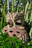 Fine owl pottery Royalty Free Stock Images