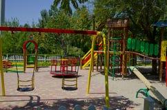 Fine Playground Royalty Free Stock Image